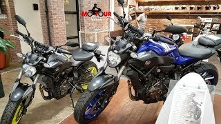 Yamaha Yzone and Suzuki Big Bikes│Window Shopping #2