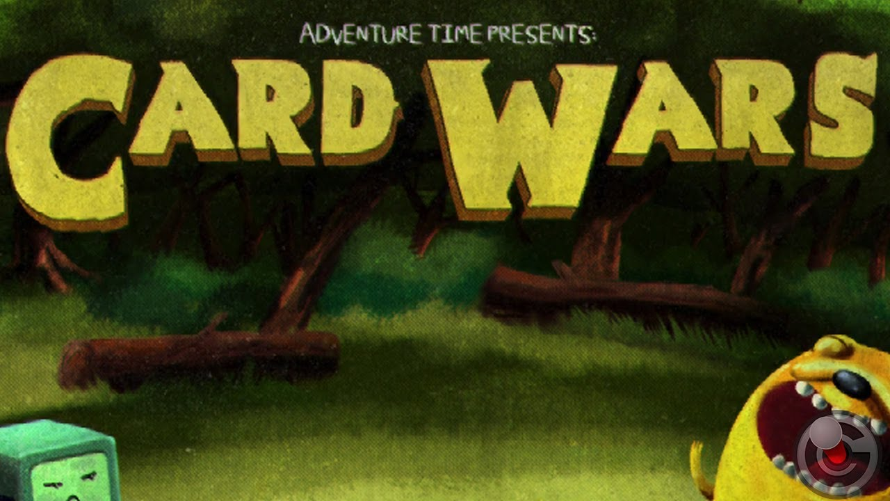 ‎Card Wars - Adventure Time Card Game on the App Store