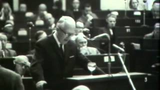 Walter Hallstein - First European Commission President thumbnail