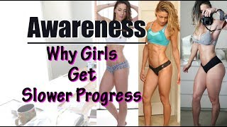 Real Talk With Florina | AWARENESS Why Girls See Slower Progress Than Men Vlog 104