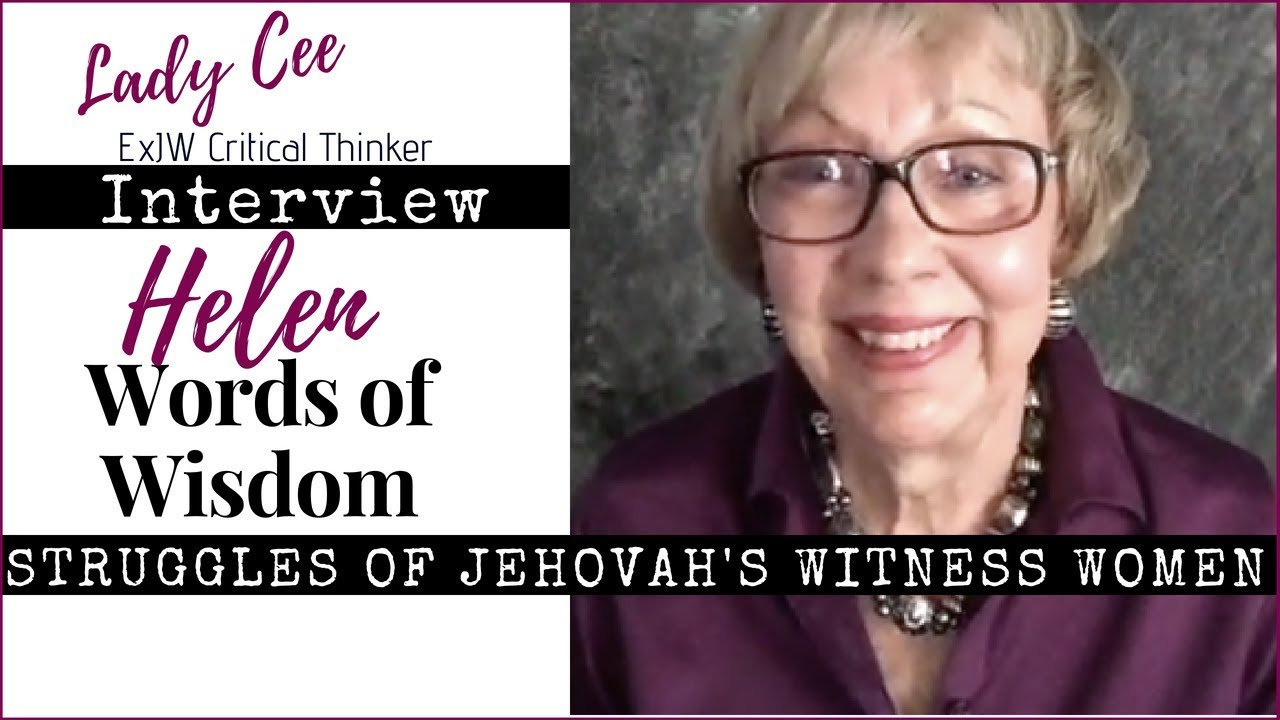 dating site for ex jehovahs vidner
