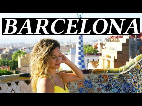 Spain Travel Diary: Barcelona