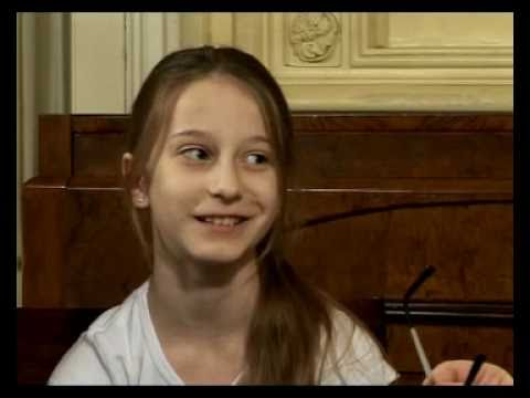 Entrevista a Natalie Schwamova - Pianista