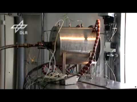 Gebündelte Energie Forschung am DLR Sonnenofen in Köln