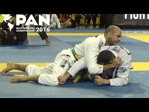 Bernardo Faria VS Gabriel Arges / Pan Championship 2016