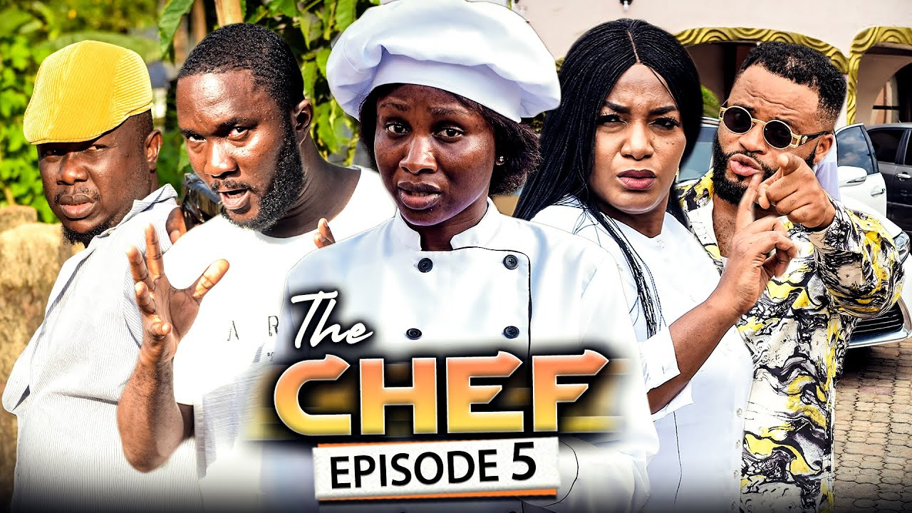 Download THE CHEF EPISODE 5 (New Movie) Queen Nwokoye/Sonia Uche & Rhema 2021 Latest Nigerian Nollywood Movie