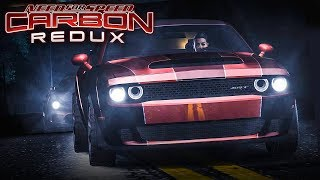 NFS Carbon REDUX | Angie Canyon Duel Rematch [1440p60]