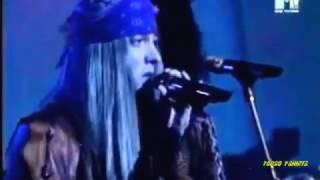 Eminem is Axl Rose - D12   My Band (Live at MTV Movie Awards 2004)