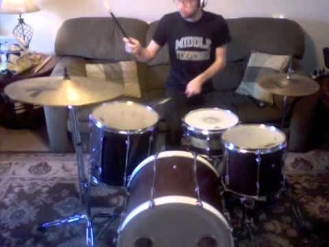 Underoath- Paper Lung- Drum Cover mp3
