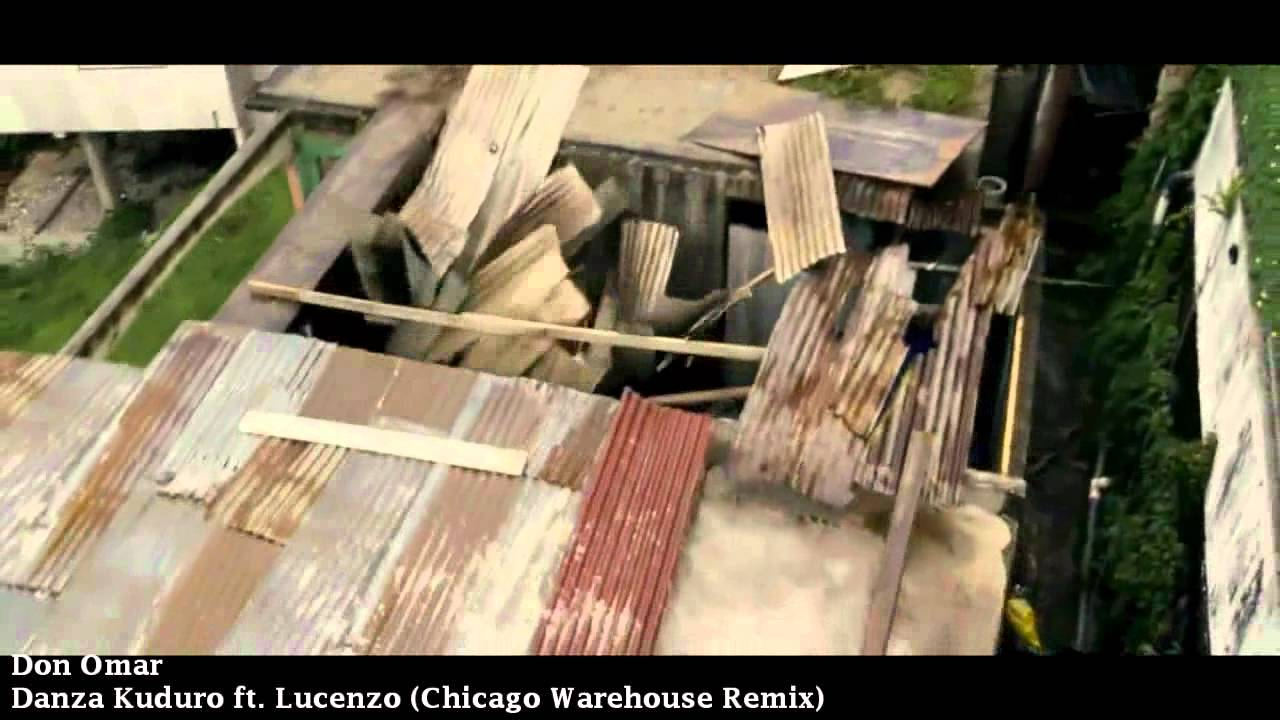 Don Omar - Danza Kuduro ft  Lucenzo (Chicago Warehouse Remix)