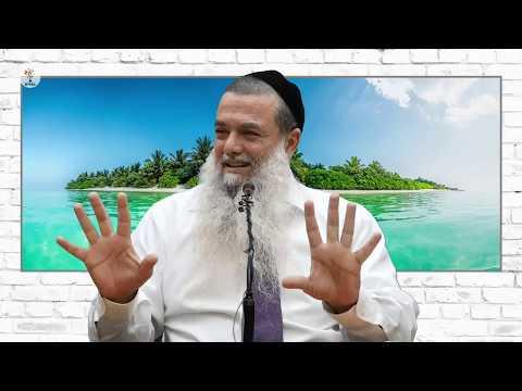 לחיות בגן עדן - הרב יגאל כהן - שידור חי HD