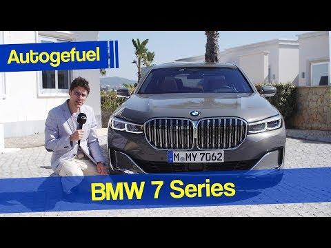 BMW 7-Series REVIEW 2020 BMW 7er - Autogefuel