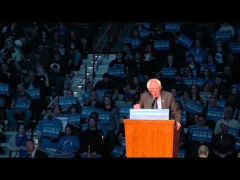 Arizona Democratic Primary was Unacceptable   Bernie Sanders