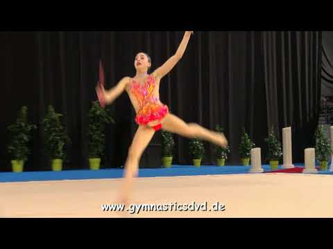 Haley Miller (CAN) - FIG Junior 2003 10 - Aphrodite Cup 2018