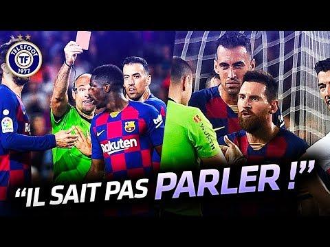 Messi défend Dembélé