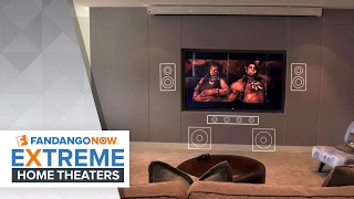 Two Screens? Why Not! | FandangoNOW Extreme Home Theaters