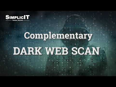 FREE Dark Web Scan - SimplicIT Technical Solutions