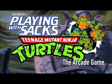 Teenage Mutant Ninja Turtles - Arcade - PlayingWithSacks