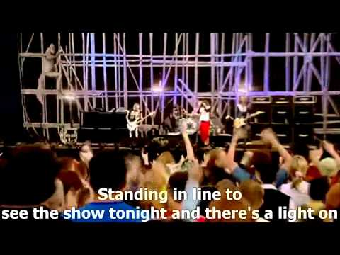 Red Hot Chili Peppers - By the Way  Scar Tissue - Live at Slane Castle, lyrics