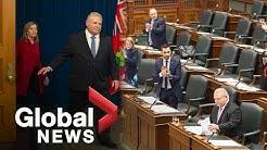 Coronavirus outbreak: Ontario extends state of emergency declaration over COVID-19 | FULL