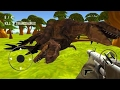 Free Kids Game Download Hunt Game for Kids - Action Game - Dinosaur Hunter Dino City - HGamesArt