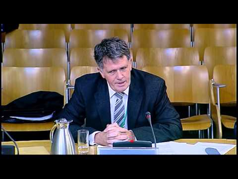 Local Government and Regeneration Committee - Scottish Parliament: 25th September 2013