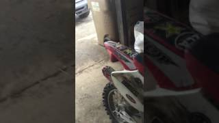 Honda Xr 80 and crf 80 modifications and startup