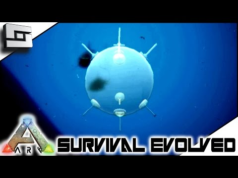 ARK: Survival Evolved - SEA MINE AND CUSTOM RECIPES! S2E78 ( Gameplay )