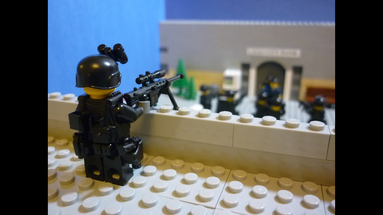 The sniper man - 4 9