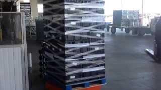 Phoenix PHP-2100 Semi Automatic Stretch Wrapper