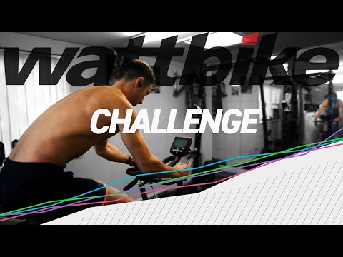 Wattbike Challenge - Can you beat a Pro? Workout of the Week 9th Feb