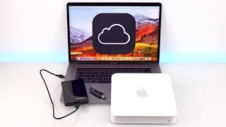 Mac Backups richtig machen + Arten von Backups