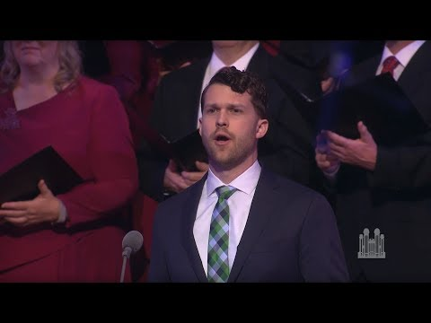 There But for You Go I, from Brigadoon - Christian Pursell and the Mormon Tabernacle Choir