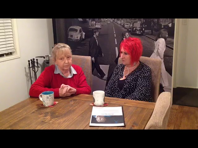 S03E02 Fighting Ovarian Cancer; Michelle Merchant