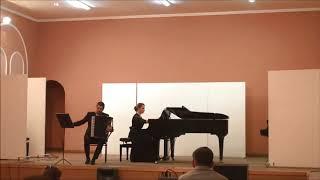96  Ю  Блягоз   Изгои для кавказской гармоники и фортепиано