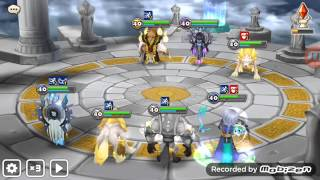 Summoners war woosa ftw