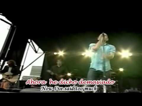 R.E.M. - Losing My Religion Subtitulado Español Ingles HD