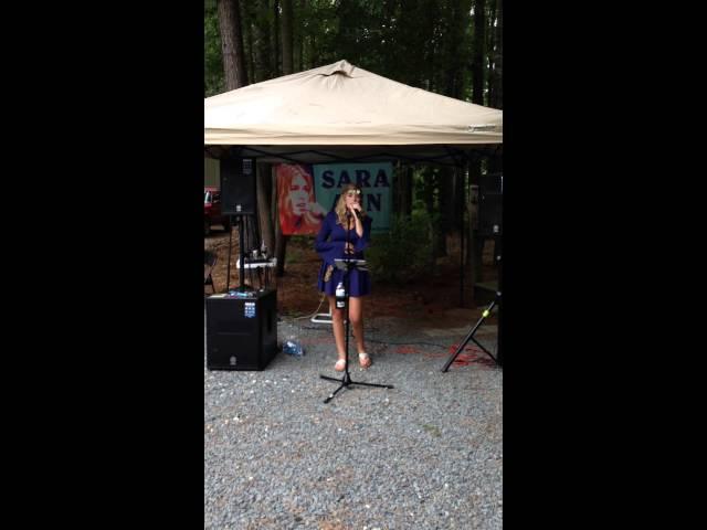 Blue (cover) sung by Sara Ann Garrison