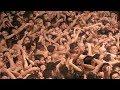 宝木奪い合う裸男たち 岡山の奇祭「西大寺会陽」 の動画、YouTube動画。