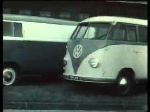 Volkswagen VW History Part 3 of 3