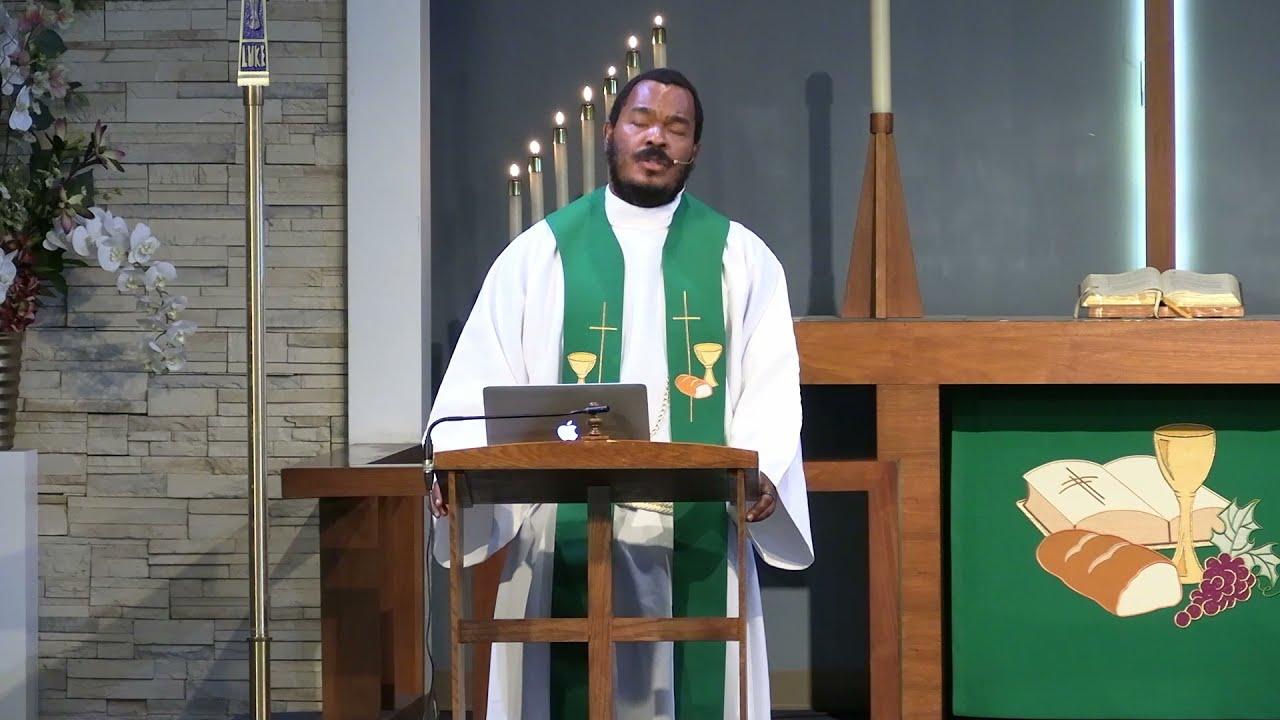 Bethel LC Video Sunday Service - 8/1/2021