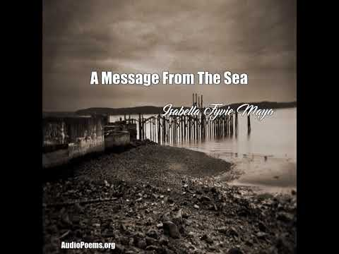 A Message From The Sea Isabella Fyvie Mayo Poem