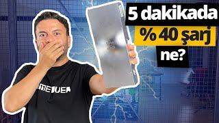 Efsane ötesi: Xiaomi Mi 10 Ultra elimizde! (Gece yarısı acil video!)
