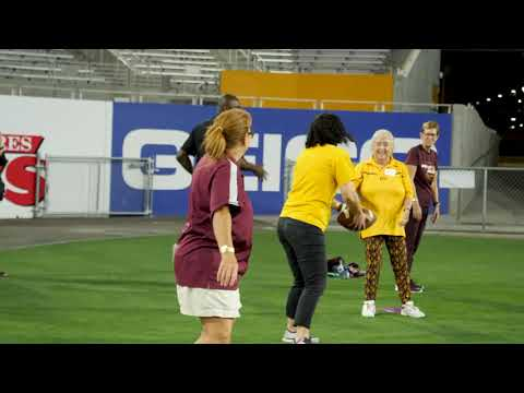 Football For Women A Success
