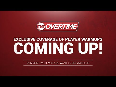 TNT OT Warmups LIVE: Houston Rockets vs Oklahoma City Thunder