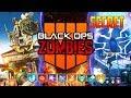 BLACK OPS 4 ZOMBIES - TOUS LES SECRETS DE BLACK OPS 4! (LIVE MARATHON)