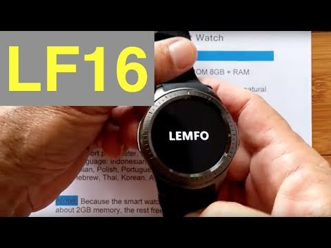LEMFO LF16 Android 5.1 Smartwatch: Full Review