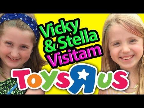 Compras na Toys R' Us - Barbie, Shopkins, Little Pony, Playmobil e muitos mais brinquedos