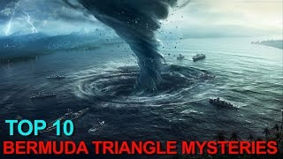 Top 10 Most Shocking Bermuda Triangle Mysteries
