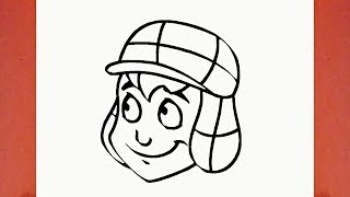 How to Draw El Chavo: The Animated Series